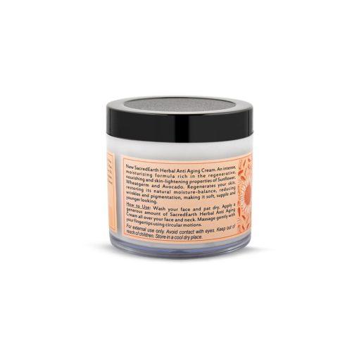 Herbal Anti-Aging Cream