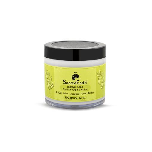 Herbal Baby Diaper Rash Cream